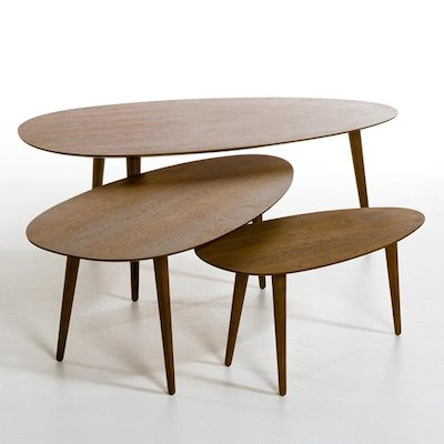 Flashback coffee tables