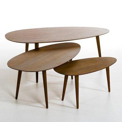 Flashback coffee tables