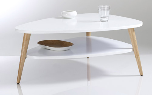 retro coffee table. Some Decent Retro Items Right Now At La Redoute, Including These Jimi Vintage Two-tier Coffee Tables. Table U