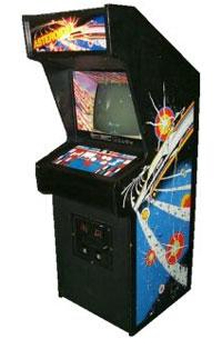 Arcade_asteroids