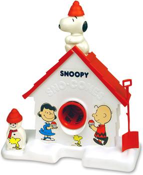 Snoopy_snocone