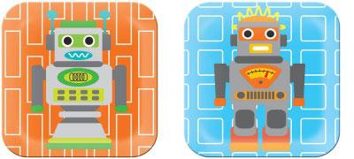 Robotplates
