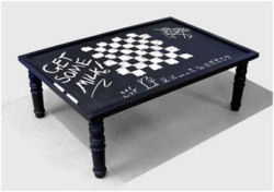 Blackboardtable