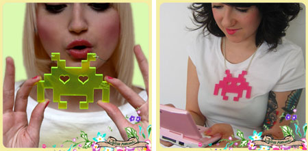 Spaceinvaders_necklace