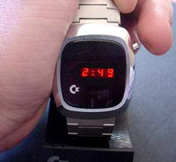 Commodoreledwatch