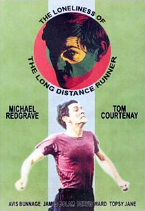 running as a symbol of struggle in the book the loneliness of the long distance runner by alan silli