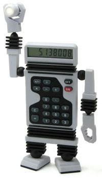 Robot_calculator