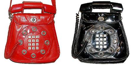 1970s Telephone Bag - the original mobile phone