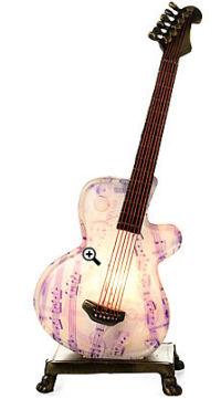 Guitarlamp