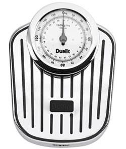 Dualit Chrome Bathroom Scales
