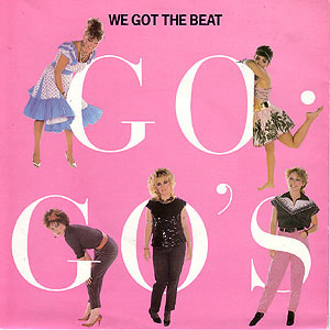 the go gos stamp