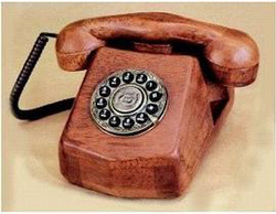 Woodtelephone
