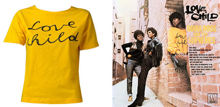 af93ad7a3628 In 1968, The Supremes had something of a makover – ditching the ball gowns  for 'street' styling and going for a grittier sound for the Love Child  album.