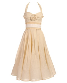 Prom Dress on Retro To Go  1950s Prom Style Dress From Donna Karan