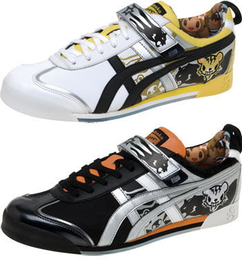 best website b9a41 0924c Onitsuka Tiger teams up with Tokidoki for limited edition ...