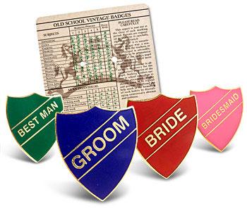 Wedding_badges