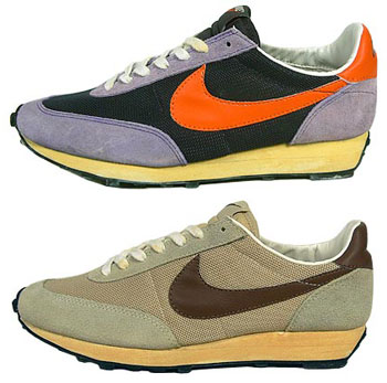 Nike 1970s Vintage Ldv Trainers Retro To Go