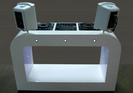 Switched On Set Homelander Custom Built DJ Booth For Your Home & Amazing Dj Table Set Ideas - Best Image Engine - tagranks.com