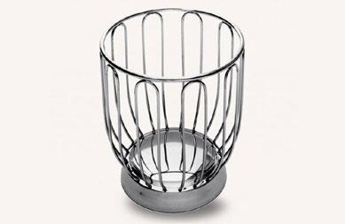 Alessi 1950s citrus basket retro to go - Alessi fruit basket ...