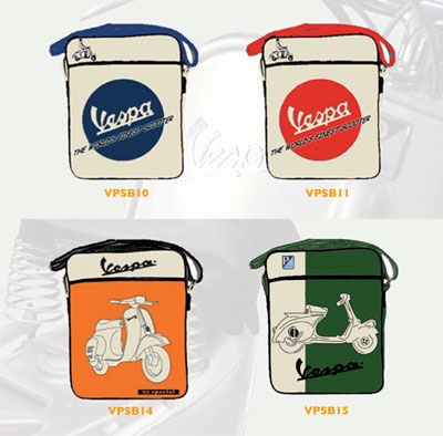 Womens Shoulder Bags on Merchandise  But The Vespa Shoulder Bags Are Certainly Eye Catching