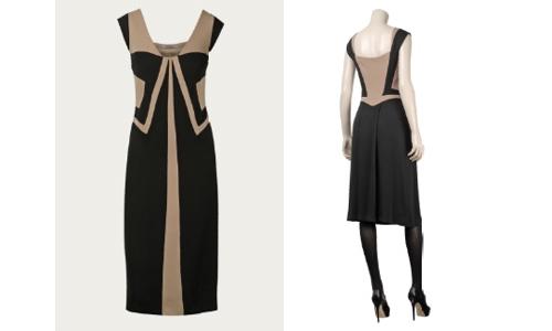 Vero Moda | Vero Moda Deco Forest Print Sheer Chiffon Tunic Dress