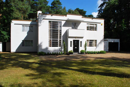 For Sale Art Deco Five Bedroom House In W Ng Surrey