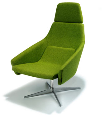 A Criminal Genius Needs A Chair To Match His (or Her) Ego U2013 And None Come  Much Bigger Than The Wrap Chair From Simon Pengelly.
