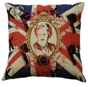 Thatchercushion
