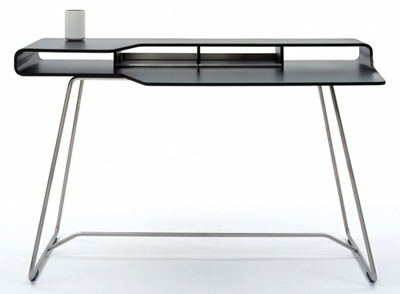 switched on set: barberosgerby loop desk for cappellini