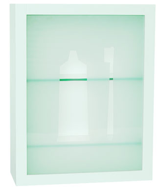 A Very Functional Item Gets Design Makeover With The House Stockholm Bathroom Cabinet