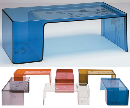 Kartell Usame Coffee Table