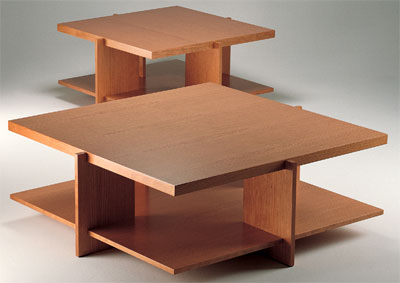 Cassina Lewis Coffee Table By Frank Lloyd Wright Retro To Go