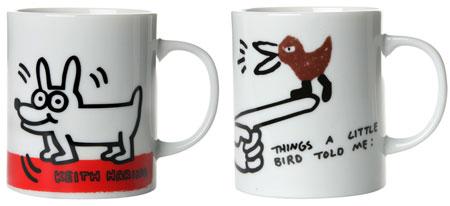 Haring_mug