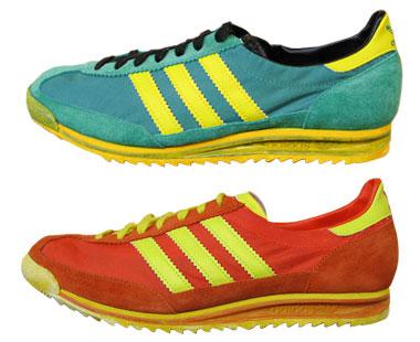 Sl72 Go To Detailing Trainers Adidas Retro With Reissued Original TndxO87
