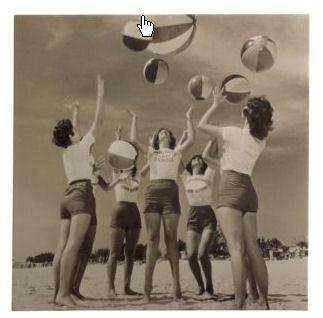 Beachballsprint