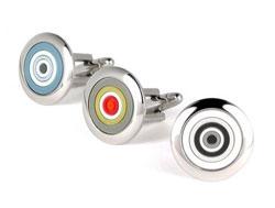 Bullseye_cufflinks