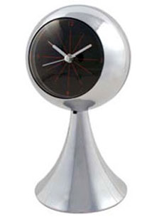 Chrome_retro_alarm_clock