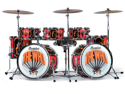 Buy A Keith Moon Drum Kit Modculture