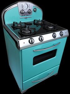 Just When You Thought Smeg Was About As Retro As The Kitchen Got, A Small  American Manufacturer Comes Along With A Retro Range For Your Entire Kitchen .