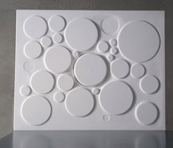 Opticalshowertray
