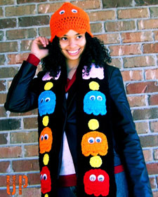 Pacman_hat_scarf