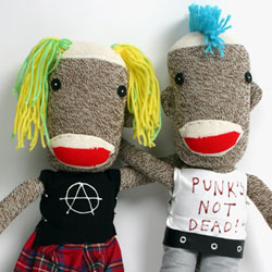 Punkymonkey