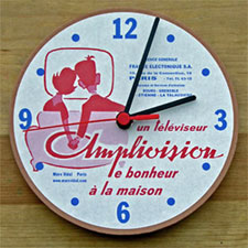 Sixtiesfrenchclock