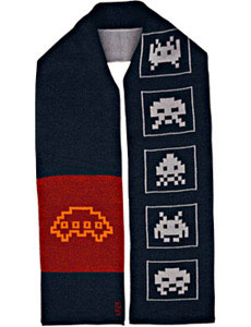 Spaceinvaders_scarf